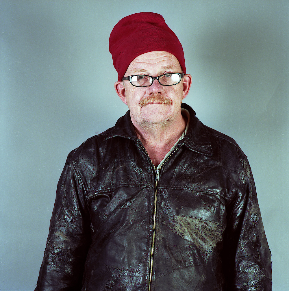 Agnes Neufeld: Dave (from the series The Farm Worker)