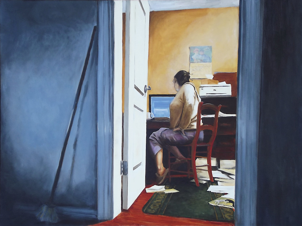 Anita Miles: Home Office